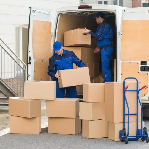 51090342_xxl-Young-delivery-men-unloading-cardboard-boxes-from-truck-on-street-1024x683